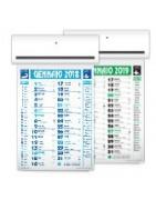 Stampa Calendari con Testata Girofoglio - Grafiche Sales